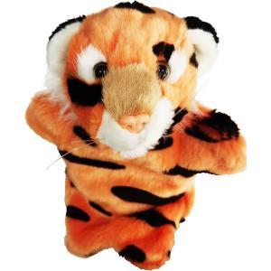 R&K's Company かわいい 動物 パペット 人形劇 幼稚園 保育園 学校 情緒 知育 玩具 教育 S344(とら)|horikku