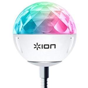 Party Ball USBは、USB端子に接続するだけで、エキサイティングなライトショーを繰り広げ...