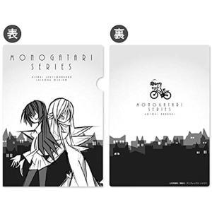 『〈物語〉』シリーズのA4クリアファイルが登場です。 ウエダハジメ氏が描くイラストを使用した、使用し...