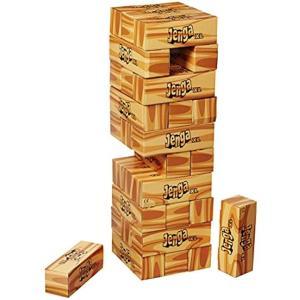 組み立て式の紙製ジェンガ。紙製ブロック30本を積み重ねると、木製ジェンガの3倍の高さに。家族団欒やパ...