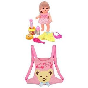 お人形付の「おしょくじ&おせわセット」と「だっこして. ベビーキャリア」がセットのセットです。   ...
