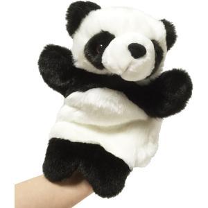 かわいい 動物 パペット 人形劇 S374(パンダ)|horikku