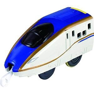 プラレール テコロでサウンドプラレール E7系 新幹線 かがやき