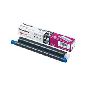 Panasonic 普通紙ファックス用インクフィルム KX-FAN142 KX-FAN142/60191281