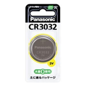 Panasonic 乾電池 リチウム電池 CR3032 CR3032/62288231