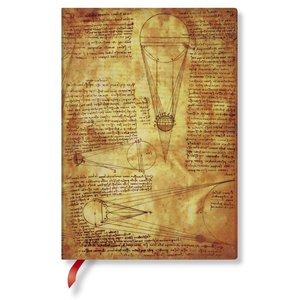 paperblanks ペーパーブランクス ノートブック ミディ(MIDI)サイズ 月光と陽光 FB4455-0 Flexis ソフトカバー 176頁 horiman
