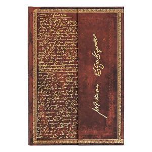 paperblanks ペーパーブランクス ノートブック ミニ(MINI)サイズ シェイクスピア サー・トーマス・モア PB2911-3 マグネット式 horiman