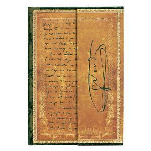 paperblanks ペーパーブランクス ノートブック ミニ(MINI)サイズ ヴェルディ Carteggio PB2915-1 マグネット式カバー horiman