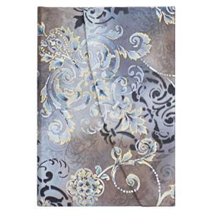 paperblanks ペーパーブランクス ノートブック ミニ(MINI)サイズ ベル・エポック パールグレー PB4425-3 マグネット式カバー horiman