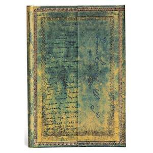 paperblanks ペーパーブランクス ノートブック ミニ(MINI)サイズ アーティストビジョン L.M.モンゴメリ 赤毛のアン PB4605- horiman