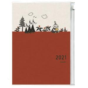 ダイアリー 2021 手帳 ホールマーク A5サイズ ファミリーダイアリー YDD-775-889 ...