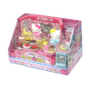 キャラ玩具 ハローキティ かわいいケーキ屋さん(1個入)|horishoten
