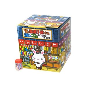 くじ 【50円×60付】ミニミニ駄菓子屋さん消しゴムあつめるんです(1個入) horishoten