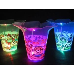 ミニオンズ 光るフラワーカップ(12個入) horishoten
