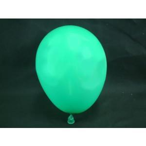 風船 9インチ風船 緑(100個入)|horishoten