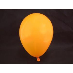 風船 9インチ風船 オレンジ(100個入)|horishoten