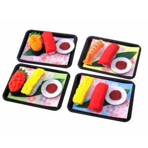 おも消し 寿司消しゴムセット(12個入)|horishoten