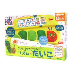 キャラ玩具 はらぺこあおむし リズムたいこ(1個入)|horishoten
