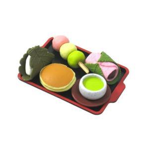 おも消し 和菓子消しゴム ブリスターパック(1個入)|horishoten