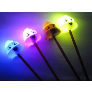 光るおもちゃ 光る棒つきうんちくん(12個入) horishoten