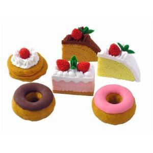 おも消し ケーキけしごむ 1(60個入)|horishoten