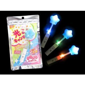 光るキャンディ キラメキロリポップ スター(ラムネ風味)(6個入)|horishoten