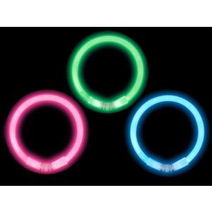 光るおもちゃ 【大特価】ルミカ 光るブレスレット 3本入り(25個入) horishoten