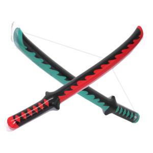 ビニール ビニールの日本刀(12個入)|horishoten