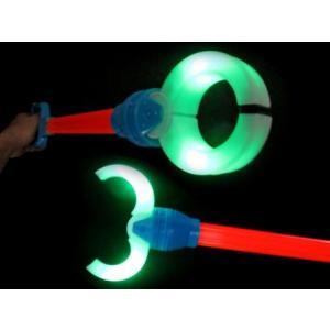 光るおもちゃ フラッシュロボハンド(1個入) horishoten