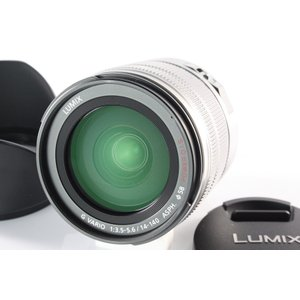 Panasonic LUMIX G VARIO 14-140mm F3.5-5.6 HD ASPH MEGA O.I.S.[006522]
