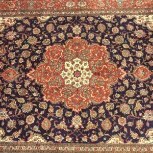 ペルシャ絨毯 コム 最高級クム シルク製 メダ...の詳細画像2