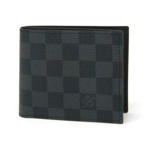 【新品】 ルイヴィトン LOUIS VUITTON ポルトフォイユ・マルコNM2 二つ折り財布 グラフィット ルイ・ヴィトン ビトン 新品 N63336(36675) horita78