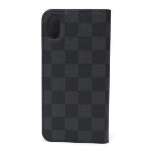 【新品】ルイヴィトン iPhone XS MAX iPhoneケース N60218 ダミエ・グラフィット ヴィトン iPhone ケース アイフォンケース スマホケース(44781)|horita78|02