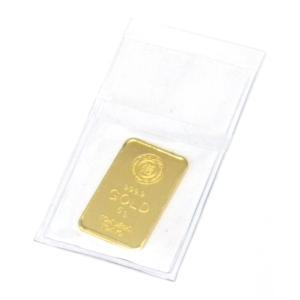 徳力本店 純金 インゴット ゴールドバー 24金 ゴールド K24 5g(45567) horita78