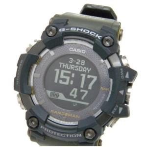 カシオ G-SHOCK RANGEMAN GPR-B1000 カーキ 【中古】(45940)|horita78