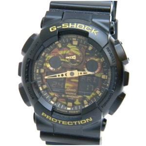 【ブランド名】: カシオ Casio 【商品名】: G-SHOCK BASIC/GA-100CF-1...