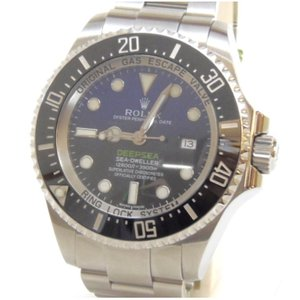 ロレックス 腕時計 ディープシー 自動巻き 116660 Dブルー ステンレススチール 【中古】(48048)|horita78