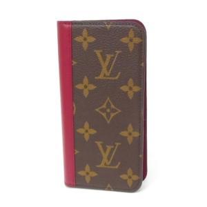 【ブランド名】: ルイ・ヴィトン LOUISVUITTON 【商品名】: フォリオ iPhoneケー...
