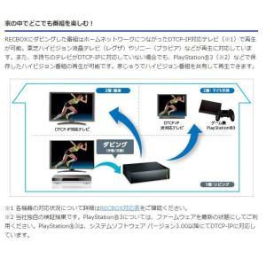 アイオーデータ機器 DTCP-IP対応ハイビジョンレコーディングハードディスク HVL-AAS2 RECBOX 2TB(50197)|horita78|03