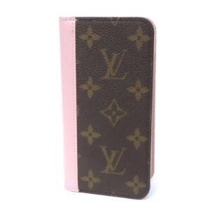 【新品】ルイ・ヴィトン iPhoneX iPhoneXSケース M68686 モノグラム ローズバレリーヌ iPhoneケース スマホケース アイフォンケース(50852)|horita78