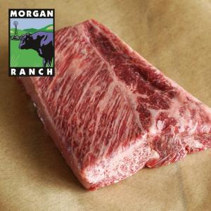 モーガン牧場ビーフ 牛肉 熟成 ショートリブステーキ ホルモン剤や抗生物質不使用 160g|horizonfarms