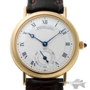 BREGUET ブレゲ クラシック 手巻 3210 BA 750YG ボーイズ 時計|hornetito