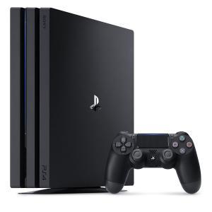 新品 最新型番 PlayStation 4 Pro ジェット・ブラック 1TB CUH-7200BB...