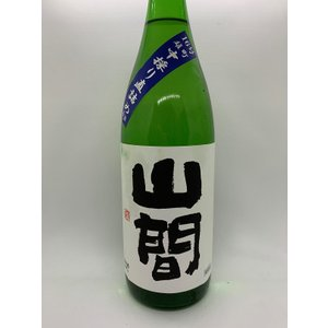 山間 純米吟醸 16号 中採り直詰め原酒 1800ml|hoshigulf-1