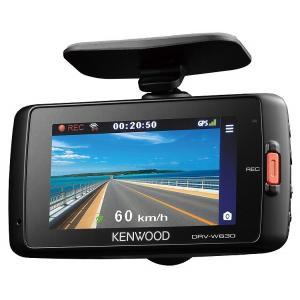 ケンウッド KENWOOD ドライブレコーダー WideQuad-HD Wifi機能付 DRV-W630 microSD16GB付属|hoshigulf-1