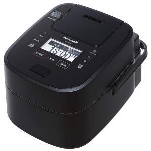 パナソニック 炊飯器 5.5合 圧力IH式 Wおどり炊き ブラック SR-VSX108-K|hoshigulf-1