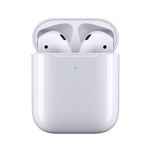 Apple AirPods with Wireless Charging Case 第2世代 在庫あ...
