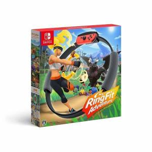 リングフィット アドベンチャー Nintendo Switch 在庫あり