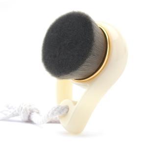 洗顔ブラシ 洗顔器 メイクブラシ 高級極細|hoshinosyounin
