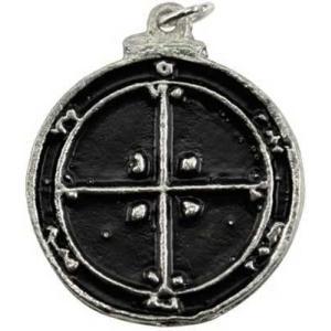 アミュレット フォース ペンタクル オブ マーズ Fourth Pentacle of Mars amulet|hoshitonotaiwa